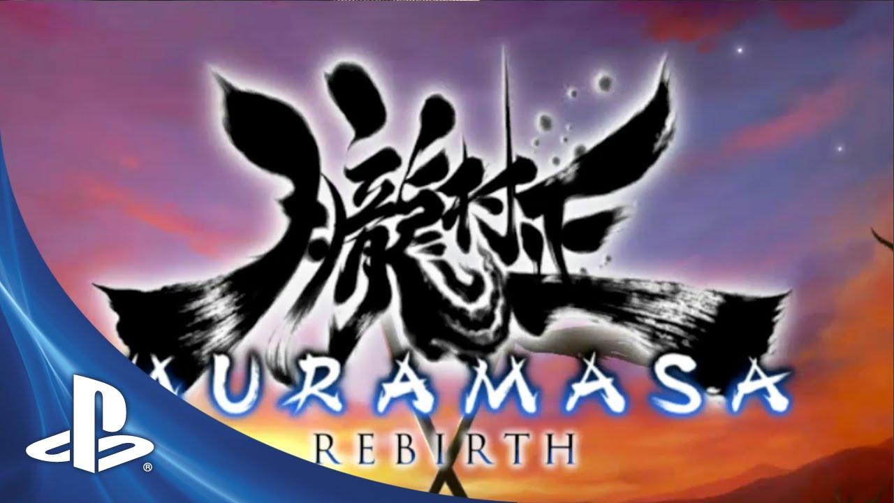 Muramasa Rebirth: Seek the Demon Blade on PS Vita
