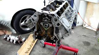 Project Yeti - Cam and Timing Chain Install  -  L33 5.3 LS