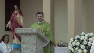 Evangelho e Homilia - Missa do 27º Domingo do Tempo Comum e 4º Dia da Novena a Nossa Senhora Aparecida (06.10.2018)