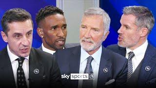 What is the main problem at Man Utd?   Nev, Carra, Souness & Defoe on Utd's coaching