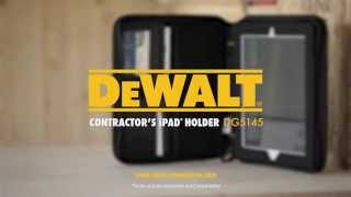 DEWALT by CLC Contractor's iPad® Holder