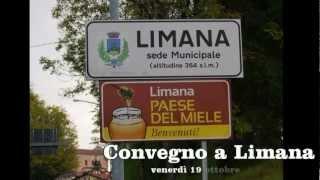 preview picture of video 'Convegno a Limana (e breve visita a Belluno)'