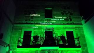 preview picture of video 'Bendición de la casa natal de san Juan de Ávila'