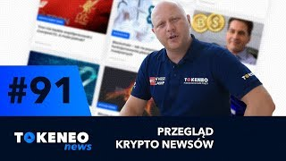 Kryptowaluty- Europa i Azja zdominowały rynek   Tokeneo.News #91