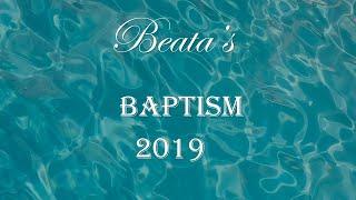 Beata's Baptism
