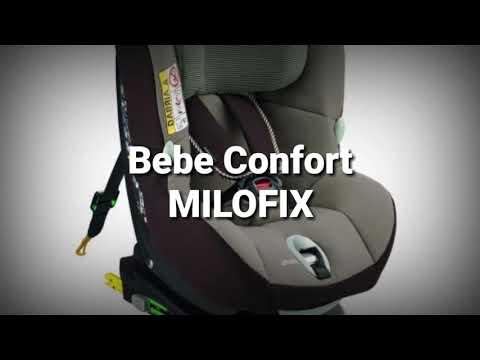 Bebe Confort Milofix - Silla de coche, grupo 0+/1, de 0-18 kg