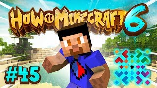 BLOCK BREAKER EVENT! - How To Minecraft #45 (Season 6)