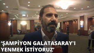 Mecnun Otyakmaz: Birçok Transferle Yeni Bir Sivasspor Olacak