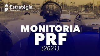 Monitoria PRF 2021 - Prof. Bruno Bezerra