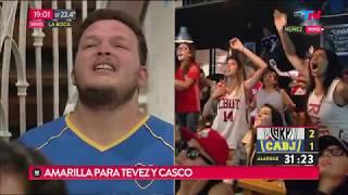 #Megafinal: Así se vivieron en Buenos Aires los últimos minutos de River-Boca