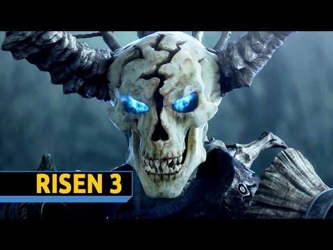 Trailer de Risen 3 Titan Lords