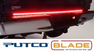 In the Garage™ with Total Truck Centers™: Putco Blade LED Tailgate Light Bar