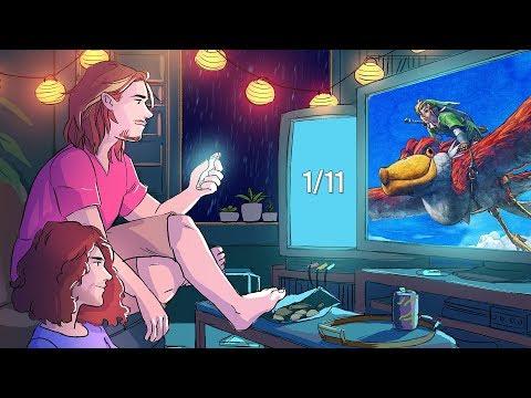 Game Grumps Stream VOD - Skyward Sword Pt 6! (1/11/19)