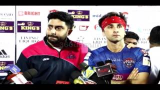 Abhishek Bachchan Mourns The Death Of Muhammad Ali - Charity Football Match - Celebrity Clasico 2016