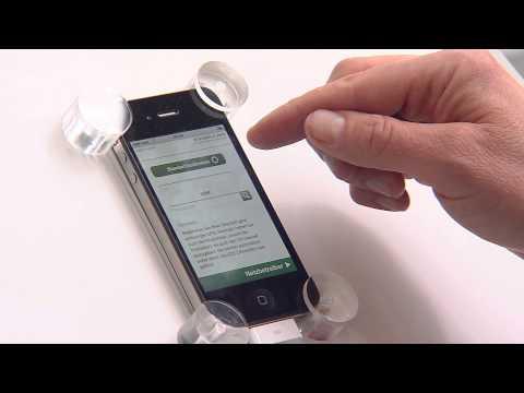 STRIEBEL & JOHN goes mobile: Mit der neuen EDS Zählerplatz App und der mobilen Website reagiert das Unternehmen auf den immer schneller wachsenden Markt an Tablet PCs und Smartphones. Ein Interview auf der Light+Building 2012 mit Manfred Lindert.