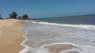 Indian ocean beach Madagascar Kamutoro vacation(3)