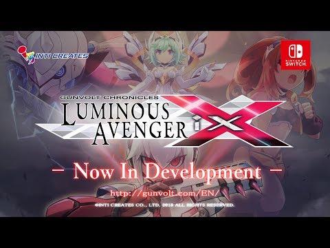 Luminous Avenger iX - Teaser Trailer thumbnail