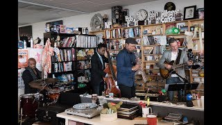 NPR Music Tiny Desk Concert - Ravi Coltrane Quartet