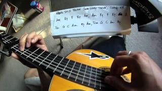Tutorial: Where do I Begin ( Love Story Theme ) Guitar Instrumental cover fingerstyle with CHORDS Go