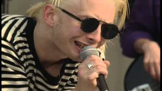 """Creep"" Radiohead   Live At The MTV Beach House (1993)"