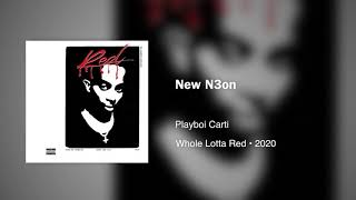 Playboi Carti - New N3on (432hz)
