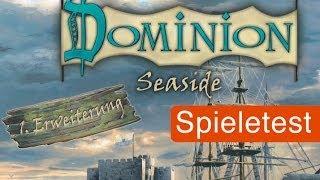 Dominion: Seaside (Spiel) / Anleitung & Rezension / SpieLama