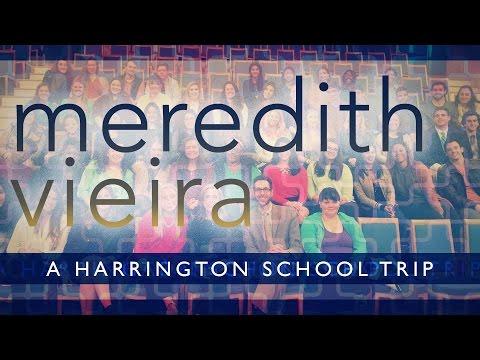 Meredith Vieira Trip