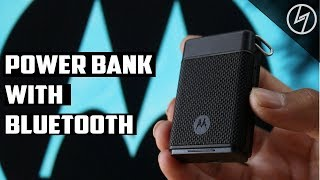 Motorola P1500 Power Pack Micro - Unboxing & Review | CreatorShed