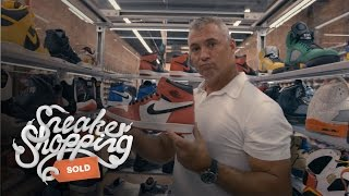 Shane McMahon Goes Sneaker Shopping With Complex