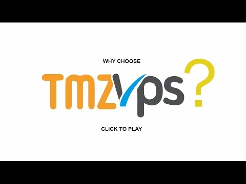 tmzVPS – Managed & Unmanaged Virtual Private Servers