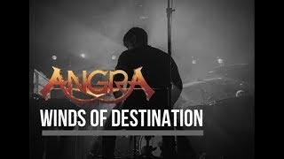 BRUNO VALVERDE - ANGRA - WINDS OF DESTINATION Drum Cover