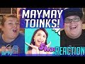 Maymay Entrata  Toinks Official Lyric Video REACTION