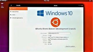 How To Dual Boot Windows 10 And Ubuntu 18.04