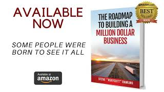 NEW BESTSELLER!  Roadmap to a Million-Dollar Business.