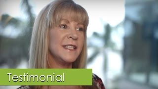 Suzanne Speaks of her Patient Experience with Dr. Ross