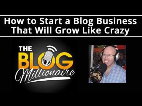 , title : 'How to Start a Blog Business that Will Grow Like Crazy