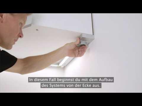 IKEA: Flexible Funktionsbeleuchtung für deine Küche