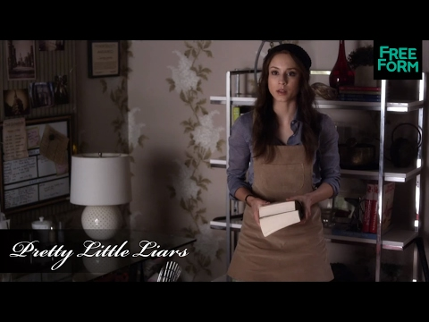 Pretty Little Liars 5.06 (Clip 'Mr. Hastings Confronts Spencer')