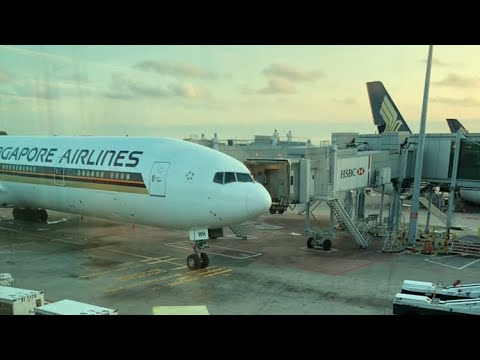 Singapore Airlines 777-300 Business Class seat review | Aviation Geeks