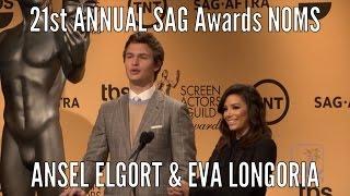 21st Annual SAG Awards Nominations *FULL