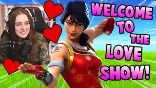 Dating Show in Fortnite?! *AWKWARD*
