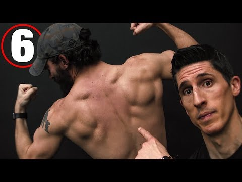 6 Biggest Back Workout Lessons Learned (HOW HE DID IT!)