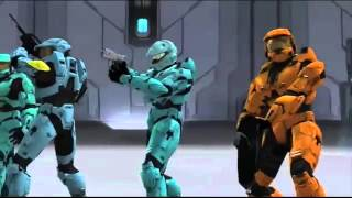 Red vs Blue—turn down for waht
