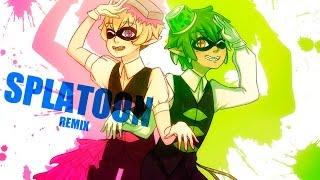 RIP Mr. Iwata【Sojiro ・ Dari】SPLATOON - Squid Sisters // シオカラ節【REMIX】
