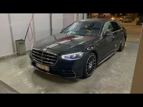 New Mercedes S-Class 2021 - Will it leak inside? 😱 185.000 € luxury car!