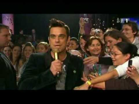 Robbie Williams Benissimo Advertising Space Mp3
