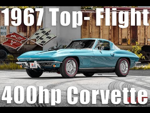 Video of '67 Corvette - OIPD