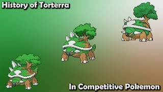How GOOD was Torterra ACTUALLY? - History of Torterra in Competitive Pokemon (Gens 4-7)
