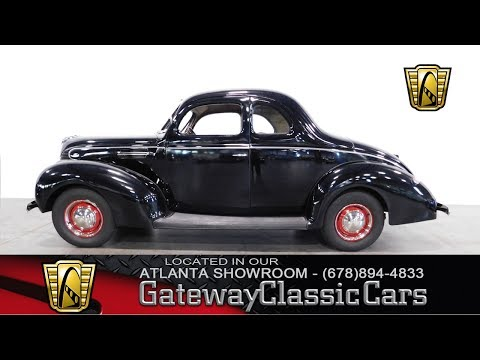 1939 Ford Standard Coupe - Gateway Classic Cars of Atlanta #386