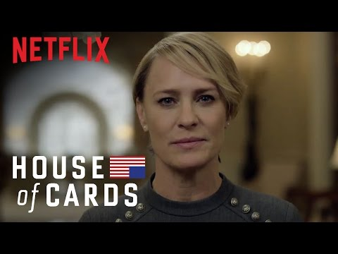 House of Cards Season 5 Teaser 'A Message From the Underwood Administration'